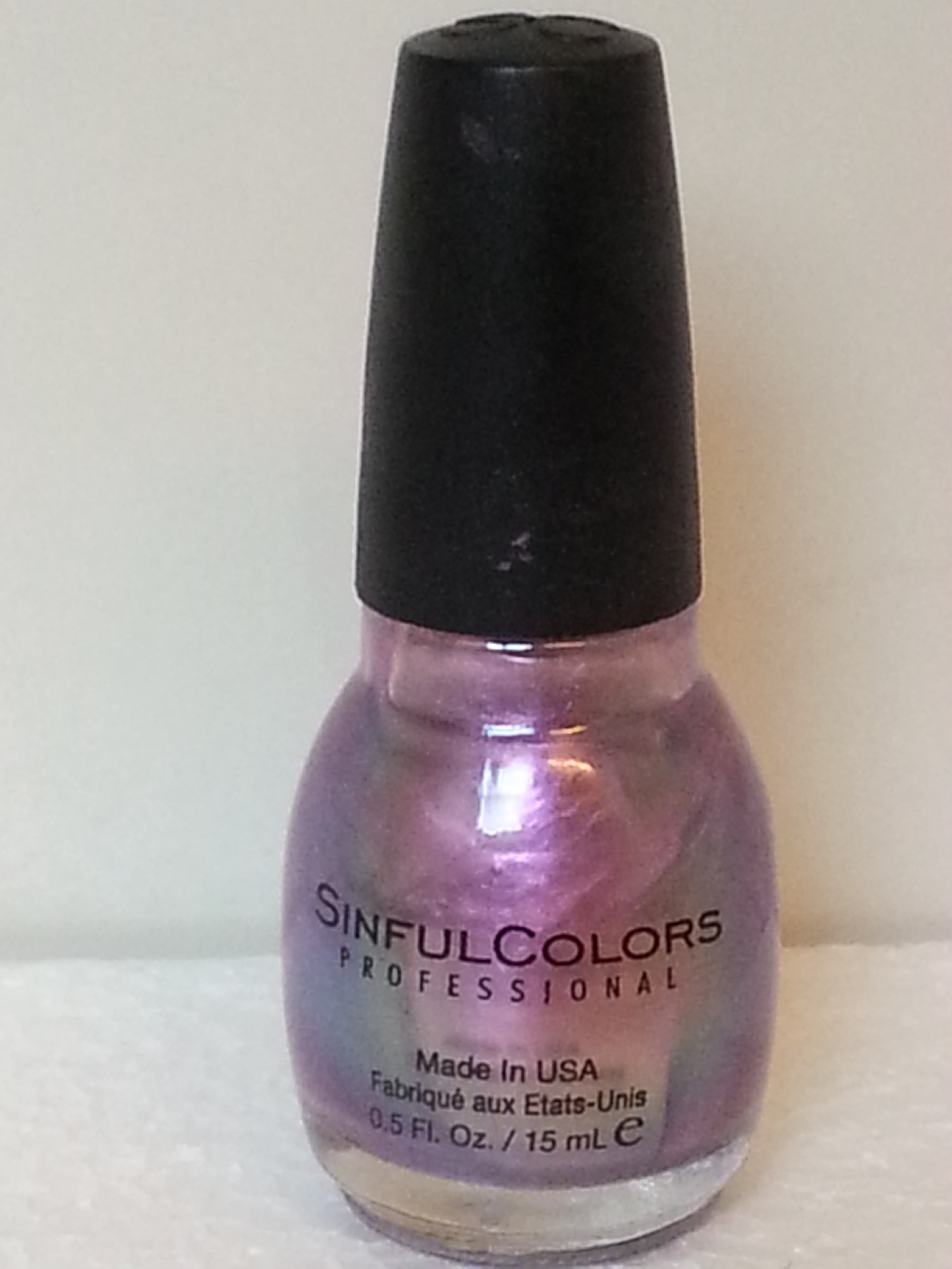Sinful Colors Professional Nail Polish Review