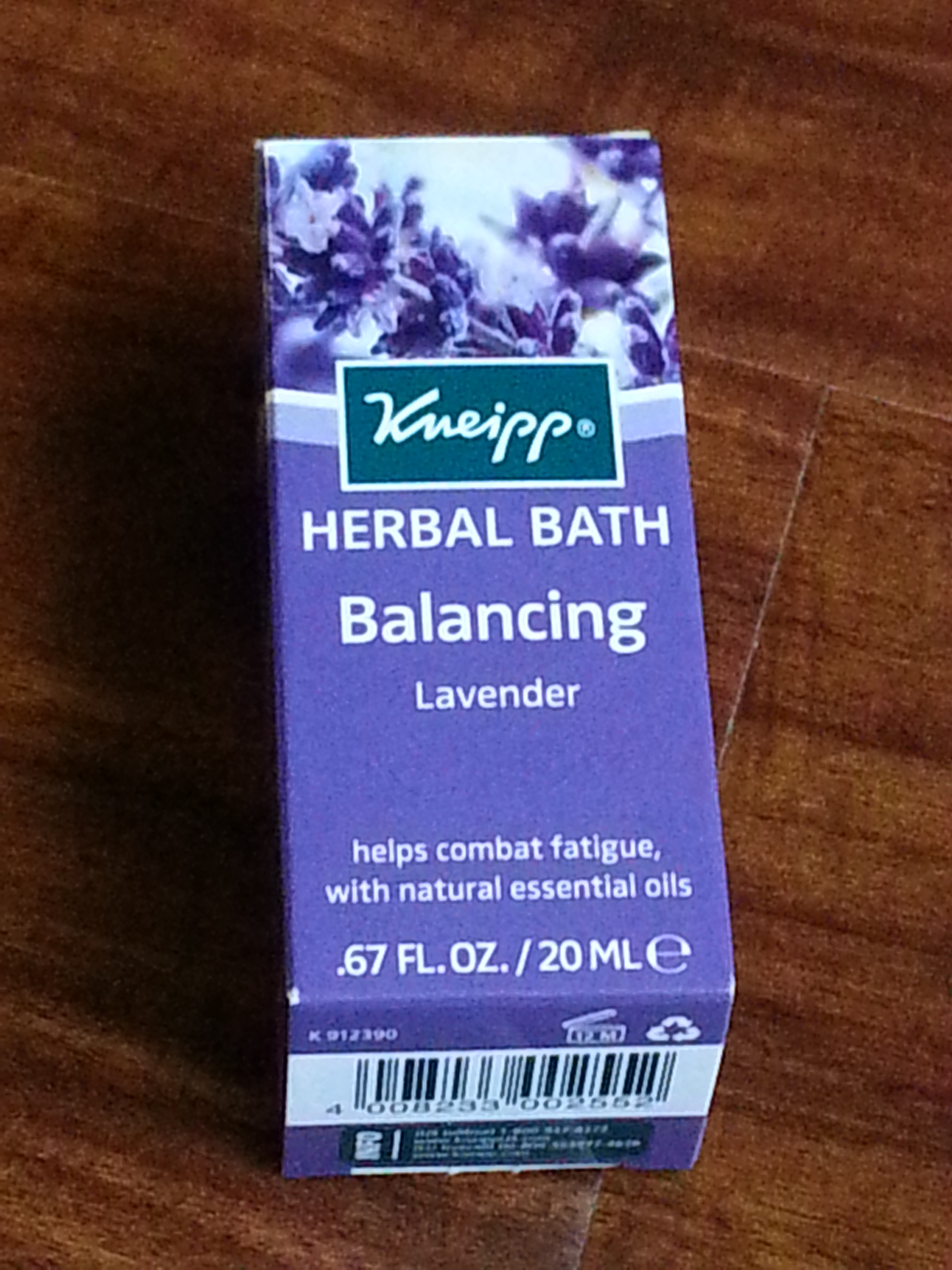 Kneipp Herbal Bath: Balancing in Lavender, $20